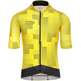 Bioracer Epic SS Jersey Men, warp yellow